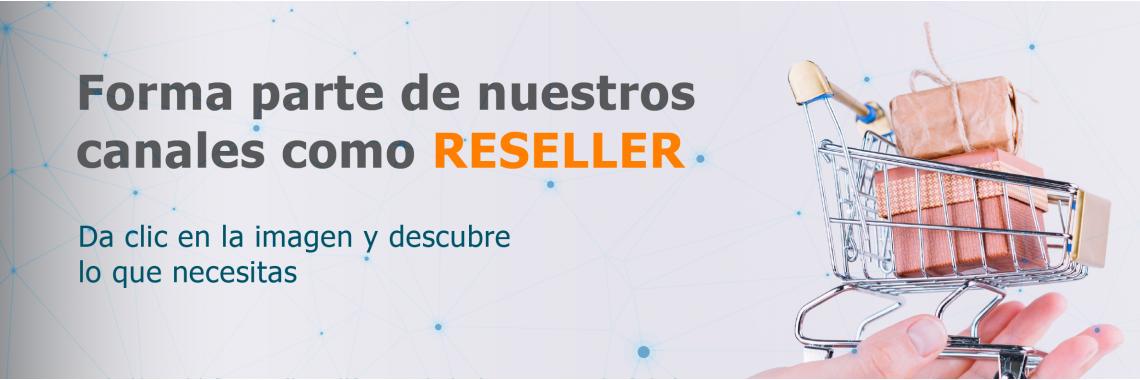 Ser un reseller distribuidor vender productos tecnologicos