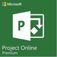 Project Online Premium MICROSOFT d85c8762 - 1 licencia(s), 1 mes(es), Project Online Premium