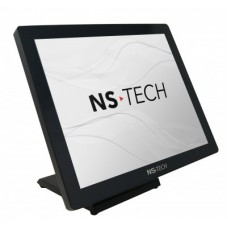 """NS Tech POS Touch 17"""" Core i3 NATIONALSOFT - Negro"""