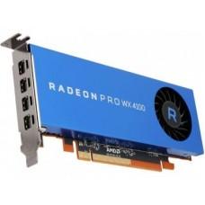 Tarjeta de Video AMD WX 4100 - AMD, Radeon™ Pro, 4 GB, GDDR5, PCI Express 3.0 x16