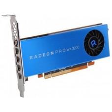 Tarjeta de Video AMD Radeon Pro WX 3200 - AMD, Radeon™ Pro, 4 GB, GDDR5, PCI Express 3.0 x16