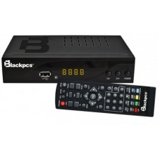 Decodificador Blackpcs E010ALUM-BL - HDMI