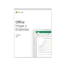 Office Home and Business 2019 MICROSOFT T5D-03256 - 1, Inglés, Caja, Windows 10
