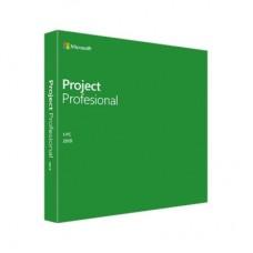 Project PRO 2019 MICROSOFT H30-05741 - 1, Inglés, Windows 10