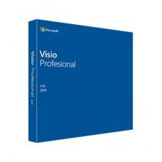 Visio PRO 2019 MICROSOFT D87-07416 - 1, Español, Windows 10