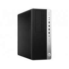 HP EliteDesk - 800 - G4 - Gabinete: Mini Torre - Procesador: Intel Core i7-8700T 2.4Ghz - Memoria: 8GB (1x8GB) DDR4 - 2 Bahías 2666 Mhz SDRAM SODIMM hasta 32GB - Capacidad: 1TB HDD 2.5
