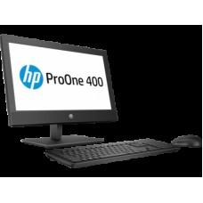 HP 400 G4 - All-in-one - Intel Core i5 I5-8500T / 2.1 GHz - 4 GB LPDDR4 SDRAM - 1 TB HDD - DVD±RW - 23.8