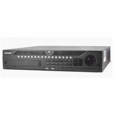 NVR Hikvision Digital Technology 12 Megapíxel - Negro, 64 canales