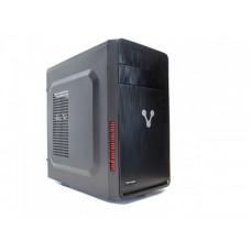 Computadora de Escritorio VORAGO Slimbay 4 - Intel Core i3, i3-7100, 4 GB, DDR4-SDRAM, 1000 GB, Windows 10 Home