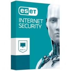 Antivirus Internet Security ESET Caja 1 Lic 1 Año - 1 licencia, 1 Año(s), Español, Caja