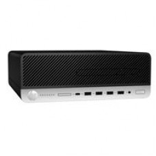HP PRODESK 600 G4 SFF CORE I5 8500 3.0GHZ 8TH 9MB 6CORES/4GB DDR4 2666MHZ1X4/1TB 7200RPM/INTEL 16G 2280 OPTANE/DVDRW/VGA PORT/VPRO/WIN 10 PRO/ANTIVIRUS2TB CLOUD/3-3-3