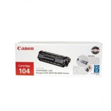 TONER CANON 104 P/MF4150,4370DN,D480,FAX L90, RENDIMIENTO 2,000 PAG APROX