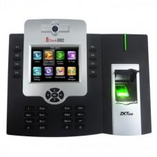 Control de Acceso y Asistencia ZK TECO iclock880 - Negro, Si