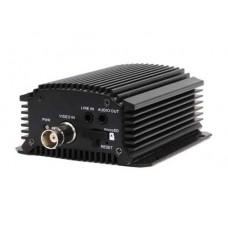 Servidor de vídeo de 1 canal HIKVISION DS-6701HWI - 30 pps, H.264, M-JPEG, MPEG4