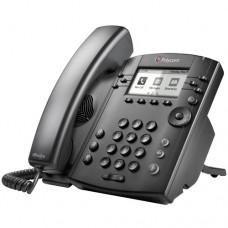 Teléfono VVX 311  POLYCOM 2200-48350-019 - Si, Si, LCD, 6 líneas, Negro