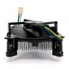 Ventilador  BROBOTIX 952539-4 - Negro, 550g, Enfriador, 2600 RPM, Aluminio