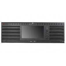 NVR Hikvision Digital Technology DS-96128NI-I16/H - H.264, H.264+, H.265, H.265+, M-JPEG, MPEG4, 128 canales, Negro