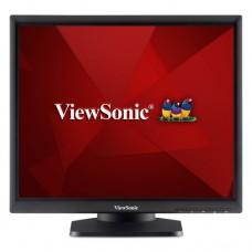MONITOR LED VIEWSONIC TOUCH 17  HD 1280 X 1024  TD1711 NEGRO VGA HDMI USB RESISTIVO