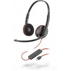 PLT BLACKWIRE C3220 USB-C USB-C .