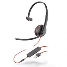 PLT BLACKWIRE C3215 USB-A USB-A .