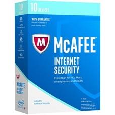 MCAFEE INTERNET SECURITY 10 DEVICE