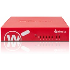 WATCHGUARD FIREBOX T35 WITH 1-YR BASIC SECURITY SUITE (US)