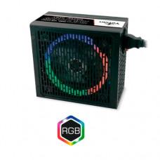 FUENTE DE PODER YEYIAN YFR-45901 RAIDEN 500W 80 PLUS WHITE RGB ATX SM