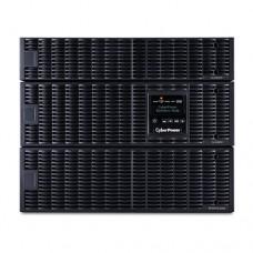 NOBREAK CYBERPOWER 10000VA ONLINE SENOIDAL PURA LCD UPS RT3U 240-120V 18 CONTACTOS 3 AÃ?OS INCLUYE TRANSFORMADOR