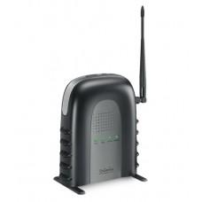 Sistema telefónico de largo Alcance de una sola línea, compatible con sistema PRO / Hasta 23000 m² en Almacenes / Hasta 12 km² en Granjas o Ranchos / Hasta 12 pisos de penetración en edificios