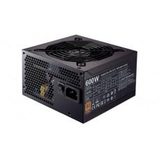 FUENTE DE PODER COOLER MASTER MWE BRONZE 600 ATX 600W  80 PLUS BRONZE PC