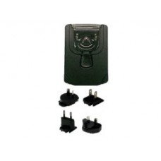 AC/DC POWER SUPPLY WITH ADAPTER CLIPS US EU UK