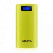 ADATA P20000D batería externa Amarillo Ión de litio 20000 mAh