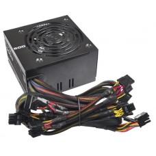 FUENTE DE PODER EVGA 500W W1 WHITE 80 PLUS/40A/ATX/PCIE (2)/EPS