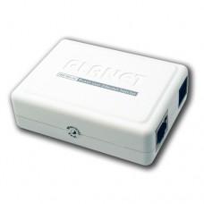 Inyector PoE 802.3af de 1 Puerto Gigabit 10/100/1000 Mbps (End-Span)