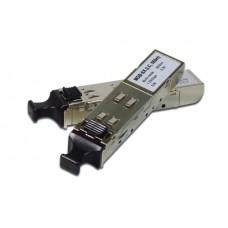 Transceptor mini-GBIC SFP 1G LC Duplex para fibra multimodo 550 m