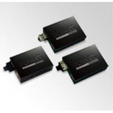 Convertidor de medios 1000 Mbps UTP/fibra óptica Multi-Modo hasta 550 m, conector SC