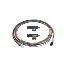 Kit Fan-Out para 12 fibras 1m