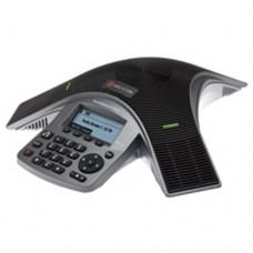 TELEFONO DE CONFERENCIA POLYCOM SOUNDSTATION IP 5000,SIP,POE (NO INCLUYE FUENTE DE PODER)