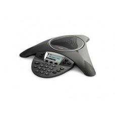 TELEFONO DE CONFERENCIA POLYCOM SOUNDSTATION IP 6000,SIP,POE (INCLUYE FUENTE DE PODER)