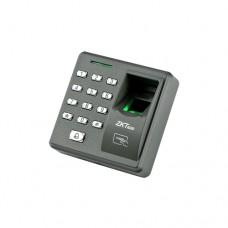 Control de Acceso ZKTeco ZK X7 - Gris, Si, Si