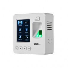 LECTOR BIOMETRICO ZK TECKO CON APERTURA DE PUERTA / 1500 HUELLAS / 80000 REGISTROS / TCPIP/ RS485/ USB HOST/ W