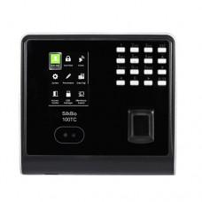 Control ZK Biométrico ZK TECO SilkBio-100TC - Negro, Si, Si