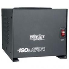 Tripp Lite IS-1000 limitador de tensión 4 salidas AC 120 V 1.83 m Negro