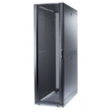 NETSHELTER SX 42U/600MM/1200MM ENCLOSURE WITH ROOF AND SIDES BLAC