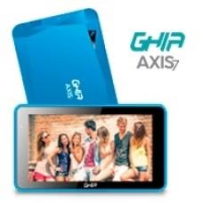 Ghia AXIS7 T7718N tableta A64 8 GB Azul
