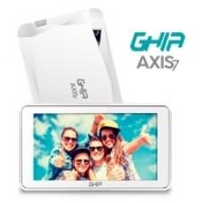 Ghia AXIS7 T7718N tableta A64 8 GB Blanco