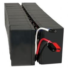 Tripp Lite Módulo de baterías internas - Compatible con sistemas de UPS trifásicos SmartOnline específicos de 20kVA y 30kVA.