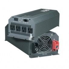 INVERSOR COMPACTO 1000W 12VCD 120V 4 CONTACTOS 5-15R