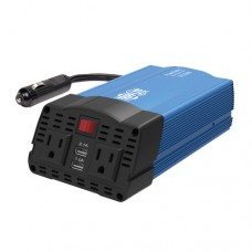 INVERSOR PARA AUTOMOVIL ULTRA COMPACTO 375W 12VCD 2 5-15R USB