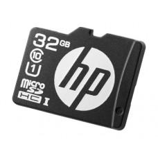 Hewlett Packard Enterprise 32GB microSD Mainstream Flash Media Kit memoria flash MicroSDHC Clase 10 UHS